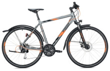 Trekkingbike MORRISON X 2.0 Diamant grey-orange