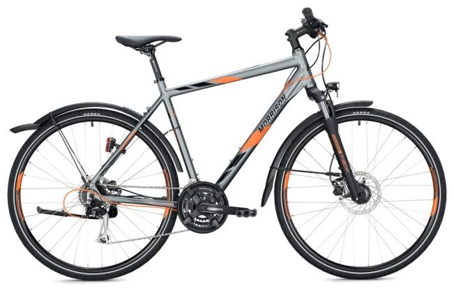 Trekkingbike MORRISON X 2.0 Diamant grey-orange 2021