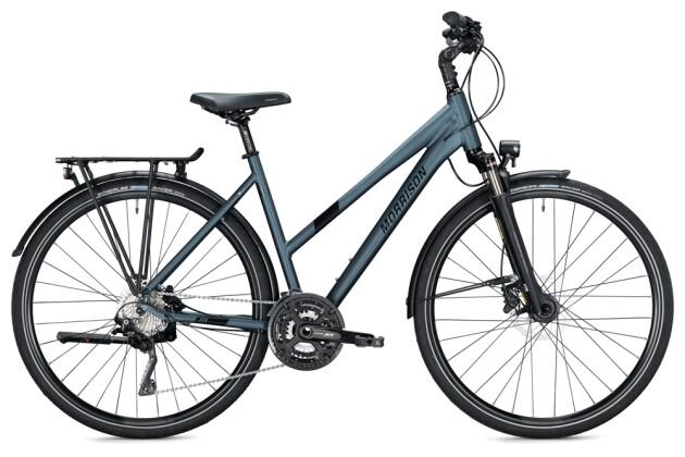 Trekkingbike MORRISON T 7.0 Trapez dark blue-black 2021