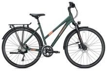 Trekkingbike MORRISON T 6.0 Trapez dark green-copper