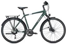 Trekkingbike MORRISON T 6.0 Diamant dark green-silver