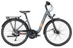 Trekkingbike MORRISON T 5.0 Wave grey-orange