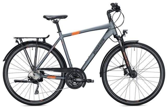 Trekkingbike MORRISON T 5.0 Diamant grey-orange 2021