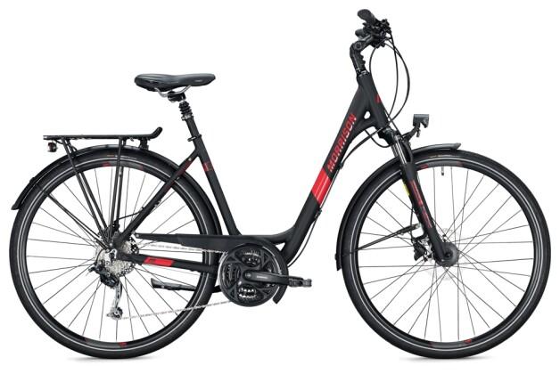 Trekkingbike MORRISON T 4.0 Wave black 2021