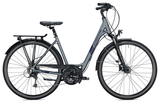 Trekkingbike MORRISON T 3.0 Wave anthracite 2021