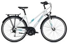 Trekkingbike MORRISON T 2.0 Trapez white