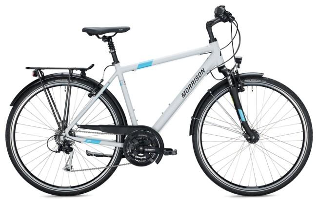 Trekkingbike MORRISON T 2.0 Diamant light grey 2021