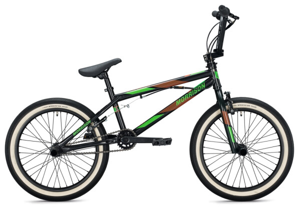 BMX MORRISON B 20 Diamant black-orange 2021