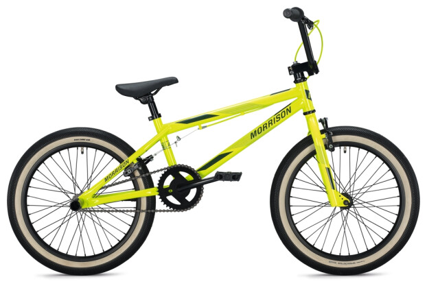 BMX MORRISON B 10 Diamant neon yellow-blue 2021