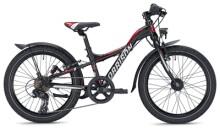 Kinder / Jugend MORRISON MESCALERO S20 Y-Lite black-red