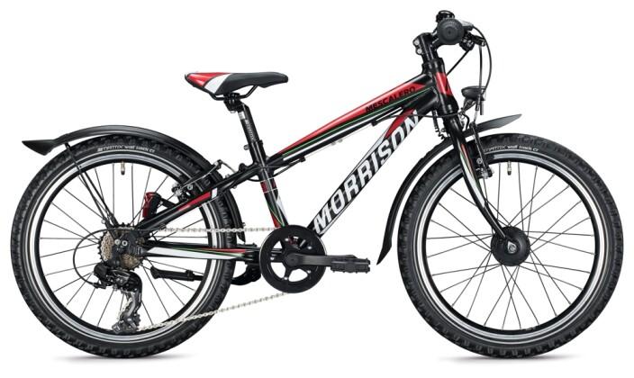 Kinder / Jugend MORRISON MESCALERO S20 Diamant black-red 2021