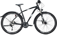 Trekkingbike MORRISON XM 7.0 Diamant midnight black