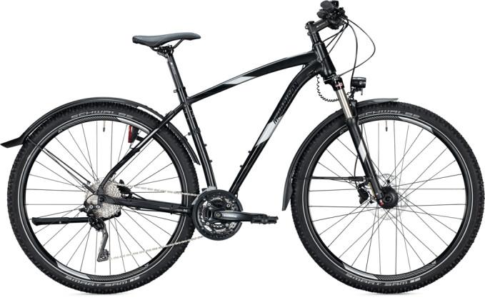 Trekkingbike MORRISON XM 7.0 Diamant midnight black 2021