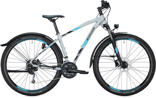 Trekkingbike MORRISON XM 5.0 Diamant light grey 2021