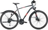Trekkingbike MORRISON X 3.0 Diamant dark anthracite