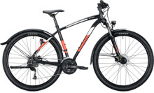 "Mountainbike MORRISON TUCANO SPORT 29"" Diamant racing black"