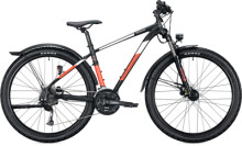 "Mountainbike MORRISON TUCANO SPORT 27,5"" Diamant racing black"