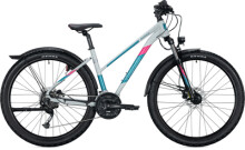 "Mountainbike MORRISON TUCANO SPORT 27,5"" Trapez electric grey"