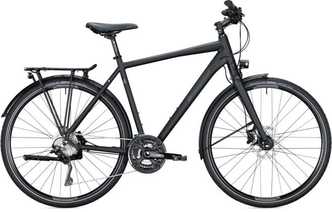 Trekkingbike MORRISON S 7.0 Diamant black-chrome 2021