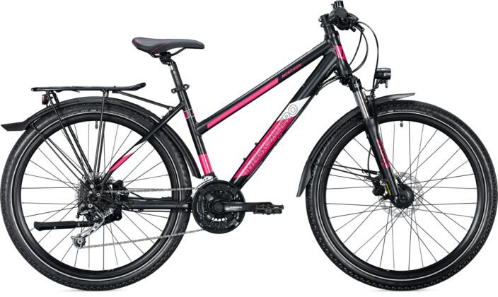 Kinder / Jugend MORRISON MESCALERO S26 SE Trapez black-pink 2021