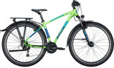 "Mountainbike MORRISON LOTUS 29"" Diamant light green"