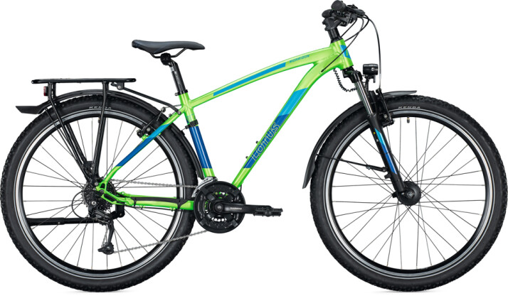 "Mountainbike MORRISON LOTUS 27,5"" Diamant light green 2021"