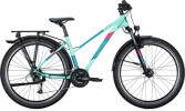 "Mountainbike MORRISON LOTUS 27,5"" Trapez mint"