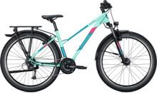 """Mountainbike MORRISON LOTUS 27,5"""" Trapez mint"""