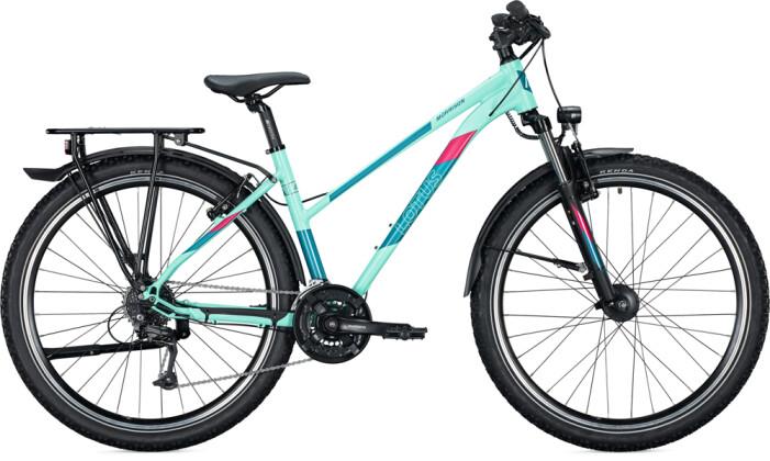 """Mountainbike MORRISON LOTUS 27,5"""" Trapez mint 2021"""