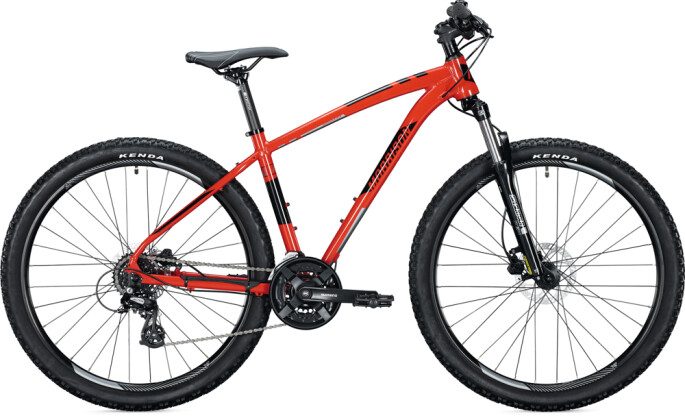 "Mountainbike MORRISON KAROK 27,5"" Diamant electric red 2021"