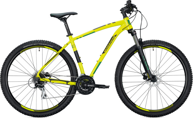 "Mountainbike MORRISON COMANCHE 29"" Diamant light green 2021"