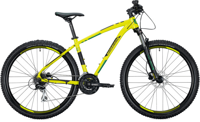 "Mountainbike MORRISON COMANCHE 27,5"" Diamant light green 2021"