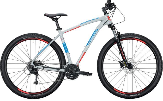 "Mountainbike MORRISON BLACKFOOT 29"" Diamant light grey 2021"