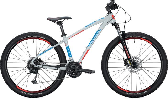 "Mountainbike MORRISON BLACKFOOT 27,5"" Diamant light grey 2021"