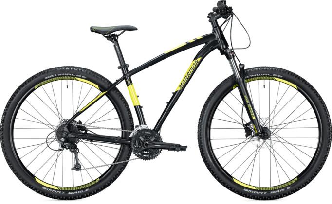 "Mountainbike MORRISON BLACKFOOT 29"" Diamant toxic black 2021"