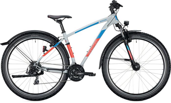"Mountainbike MORRISON BEAVER SPORT 29"" Diamant light grey 2021"