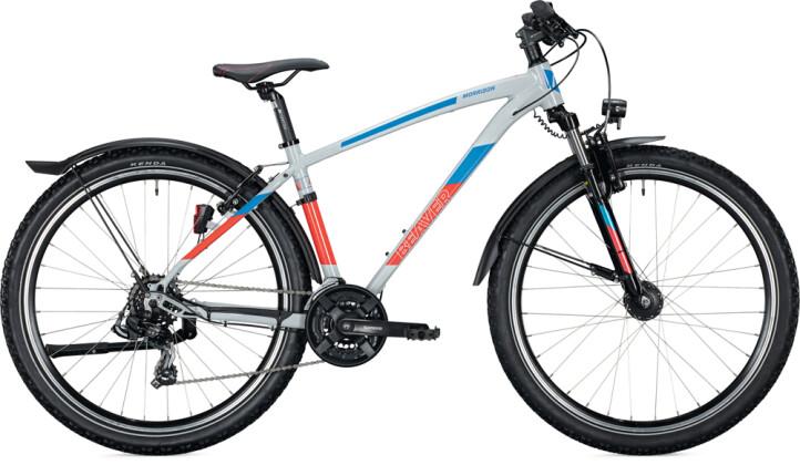 "Mountainbike MORRISON BEAVER SPORT 27,5"" Diamant light grey 2021"