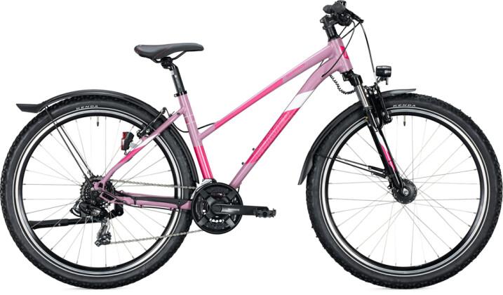 "Mountainbike MORRISON BEAVER SPORT 27,5"" Trapez rosé 2021"