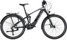 e-Trekkingbike MORRISON SUB 6.0 FS Diamant black-chrome