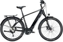 e-Trekkingbike MORRISON SUB 6.0 Diamant black-chrome