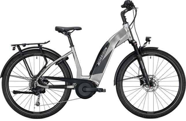 e-Trekkingbike MORRISON SUB 2.0 Wave titanium 2021