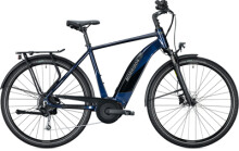 e-Trekkingbike MORRISON E 6.0 Diamant dark blue
