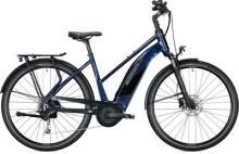 e-Trekkingbike MORRISON E 6.0 Trapez dark blue