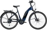 e-Trekkingbike MORRISON E 6.0 Wave dark blue