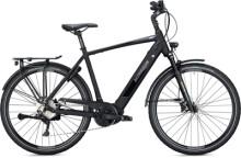 e-Trekkingbike MORRISON E 10.0 Diamant black-chrome