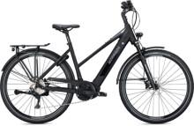 e-Trekkingbike MORRISON E 10.0 Trapez black-chrome