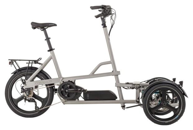 e-Lastenrad Johansson Bikes Oscar S, OSCSBRT-DE 2021