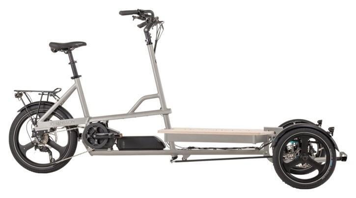 e-Lastenrad Johansson Bikes Oscar M, OSCMBRT-DE 2021