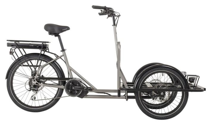 e-Lastenrad Johansson Bikes Fiete FIBRS 2021