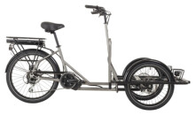 e-Lastenrad Johansson Bikes Fiete FIBRC